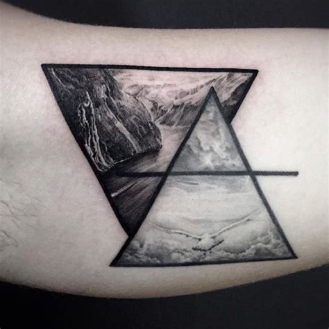 white mountain tattoo mountain tattoos top mountain range and design