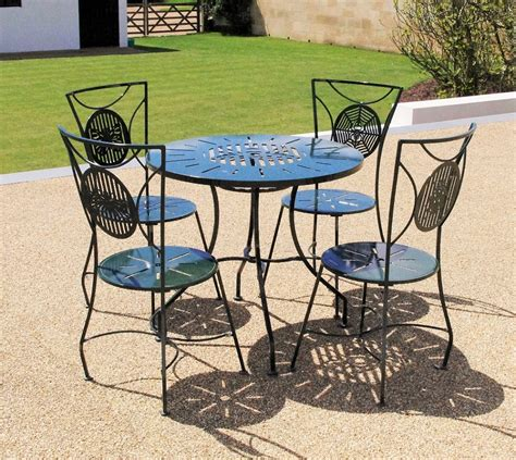 Metal Garden Furniture Metal Garden Furniture Sets Weather Resistant Chris Bose