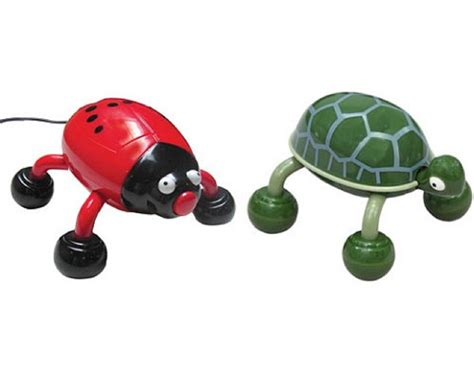 stimulating toys beetle and turtle massager sensory stimulation toys