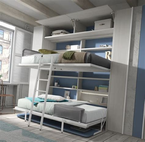 bunk beds with desk ireland integrated tables for wallbeds murphy beds and foldaway beds ireland and uk