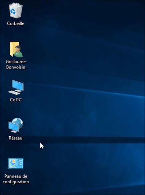 windows 8 d駑arrer sur le bureau afficher les icones du bureau 28 images comment