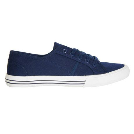 george low cut canvas lace up shoes walmart ca
