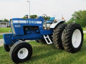 ford 9600 ford tractors