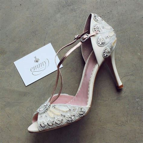 braut pantoffeln beautiful vintage style rachel simpson shoes preciosos