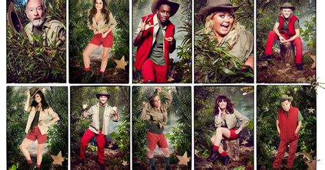 celebrity jungle live i m a celebrity get me out of here 2014 live updates from
