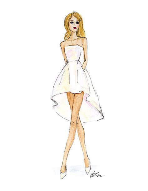 fashion illustration easy fashion illustration подборка фото модной иллюстрации для