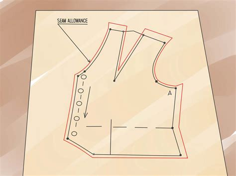 sewing templates how to make sewing patterns that fit 8 steps with pictures