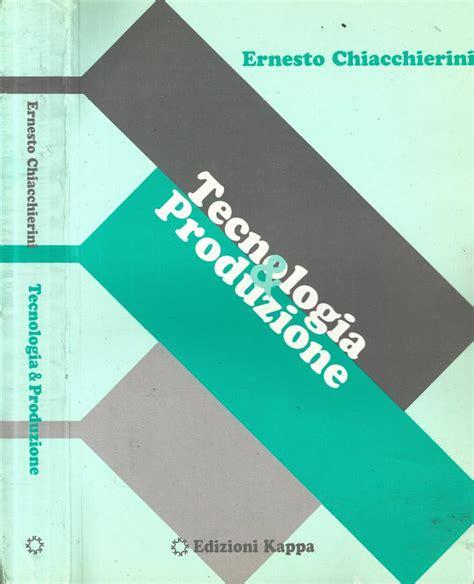libreria kappa roma tecnologia produzione by ernesto chiacchierini edizioni