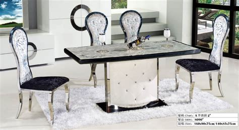 stone dining room tables fashion dining room natural marble dinning table in dining