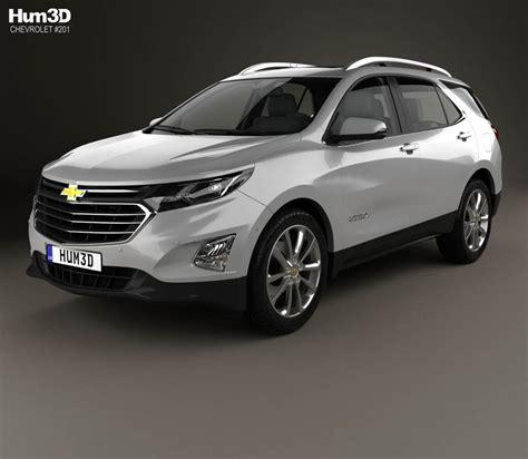 chevrolet equinox cn 2018 3d model hum3d