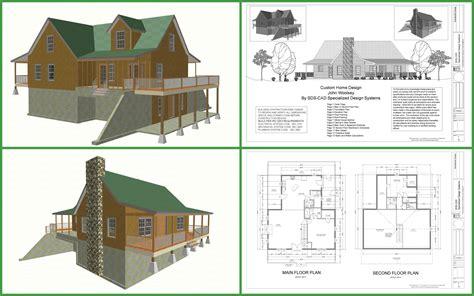 cabin design plans cabin plans and designs