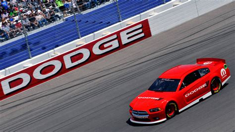 will dodge get back into nascar racing
