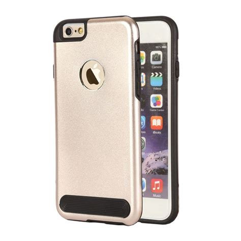 armor aluminum for iphone 6s 6 plus free tempered glass screen protector ebay