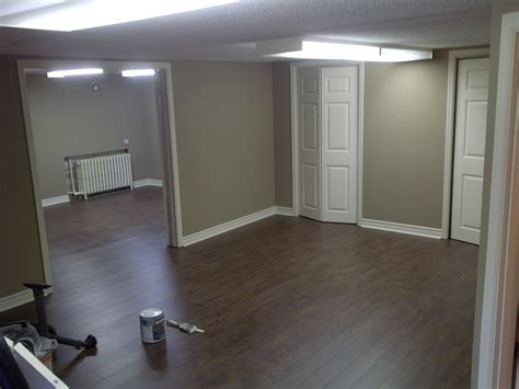 safe basements durable and safe laminate flooring in basement best