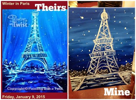 paint with a twist eiffel tower totally random always an adventure day 4 27 is the new
