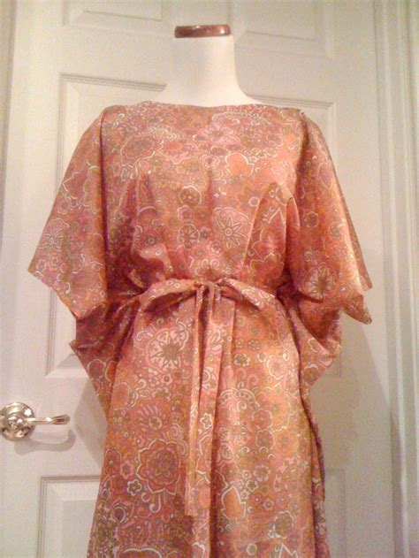how to make a kaftan dress or top free pattern sew guide 22 best images about bathing suit cover up on pinterest