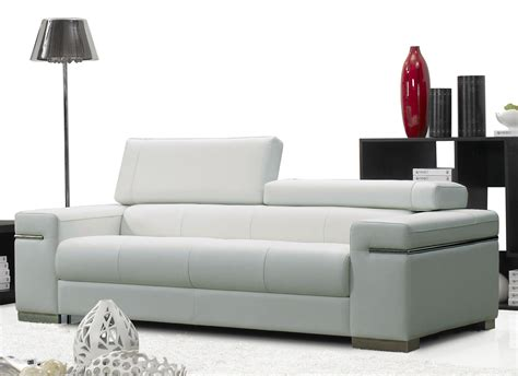 modest furniture soho leather sofa set