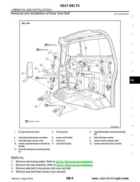 service manuals schematics 2006 nissan titan navigation system nissan titan model a60 series 2011 service manual pdf