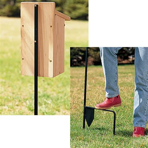 duncraft com birdhouse mounting pole