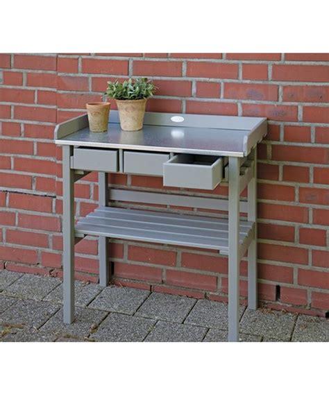 garden work benches fallen fruits garden work bench grey designer homeware