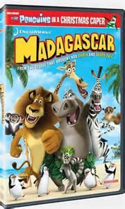opening madagascar 2005 dvd