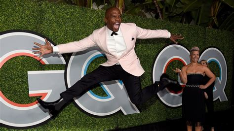 terry crews la rams refusing to be shamed terry crews steps out at gq men