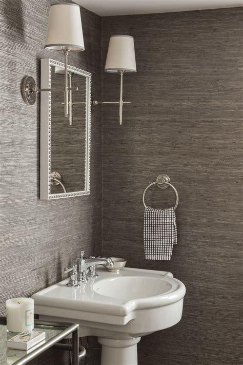 england home bathrooms bathroom wallpaper powder