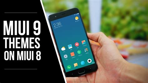 miui themes slow download how to get miui 9 themes official on miui 8 device no root