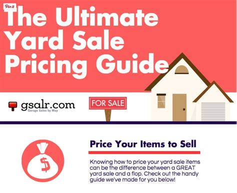 How To Price Garage Sale Items by Best 25 Garage Sale Pricing Ideas On
