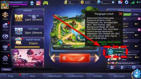 cheat mobile legend  skin hack   work