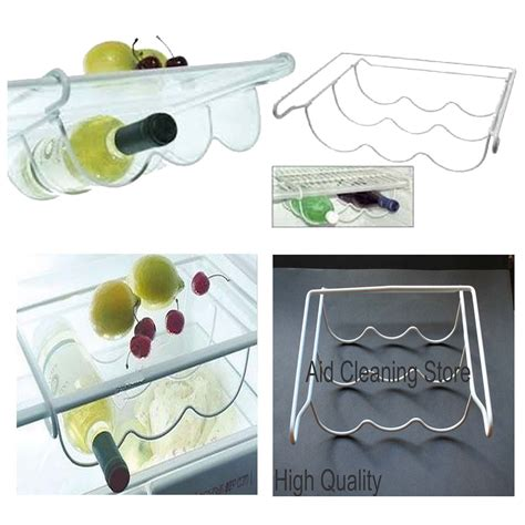 etagere ydf refrigerator wine bottle holder fridge binz wine