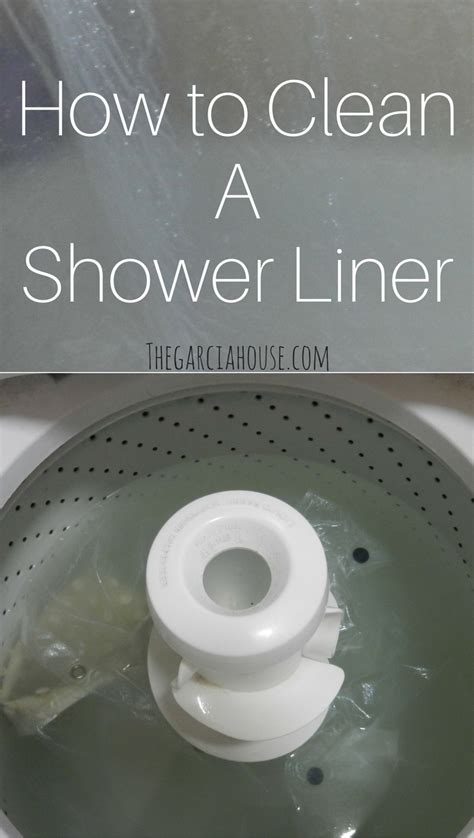 how to wash your shower liner bathtub mat