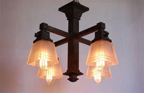antique craftsman light fixtures bradley hubbard craftsman light fixture rewired antiques