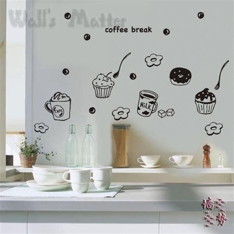 wall sticker kitchen kitchen wall decals removable kitchen ideas
