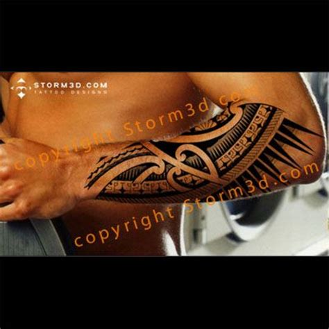 storm 3d com tattoo designs 25 beste idee 235 n polynesische tatoeages op