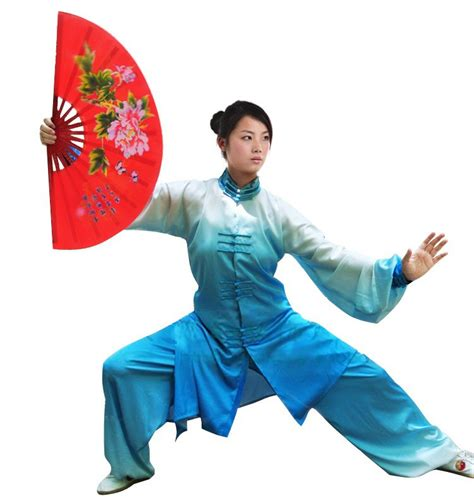 chinese women martial dress arts tai chi clothing taiji sword uniform kungfu outfit martial