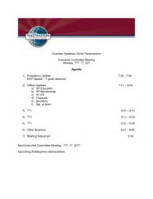 board agenda template non profit non profit board meeting agenda template thebridgesummit co