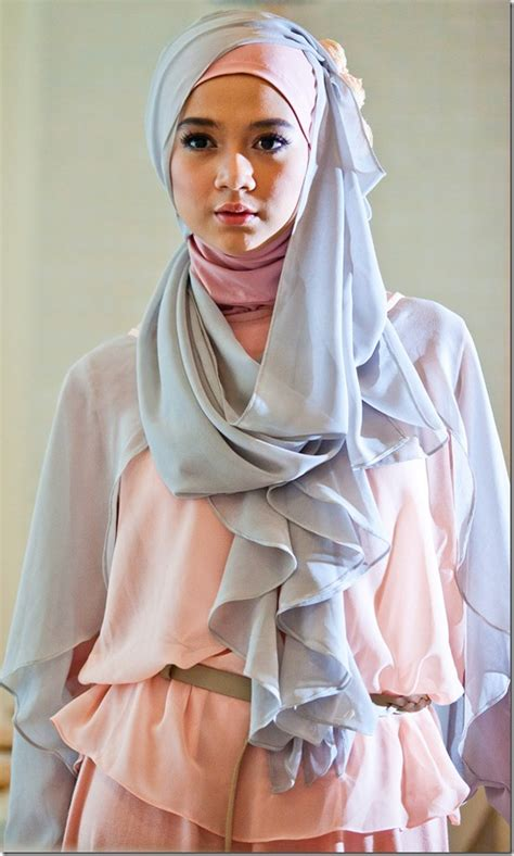 Shabila Dress trend fashion trend busana muslim shabila
