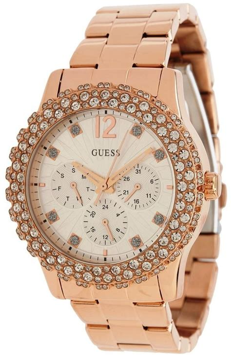 Guess Merica G Silver Gold guess gold tone shimmering s u0335l3