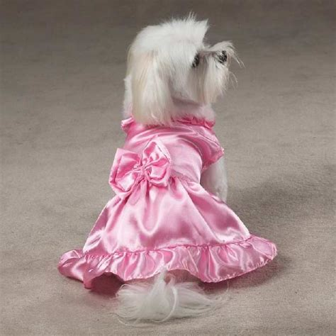 bridesmaids puppy wedding bridesmaid dresses for dogs