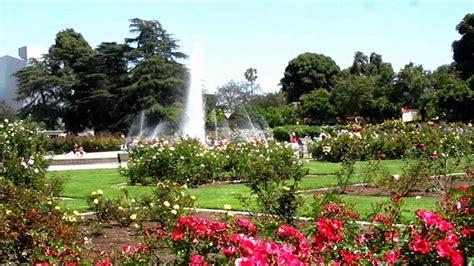 May 26 2012 Rose Garden Exposition Park Los Angeles Flower Garden Los Angeles