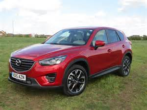 mazda cx 5 2 2d 175ps diesel road test report review