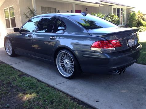 bmw alpina b7 for sale 2008 bmw alpina b7 for sale on bat auctions sold for