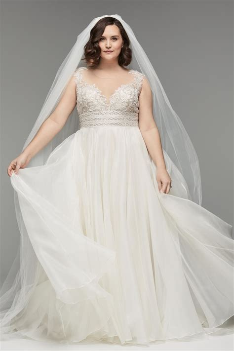 Wedding Dresses For Plus Size by Tips For Shopping For Plus Size Wedding Dresses