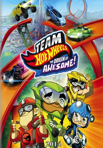 film hot wheels 2014 team hot wheels the origin of awesome watch streaming