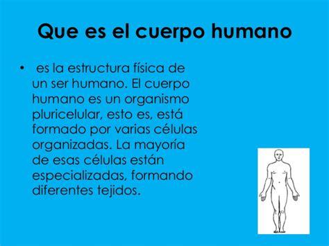 el cuerpo humano que de donde obtiene energia el cuerpo