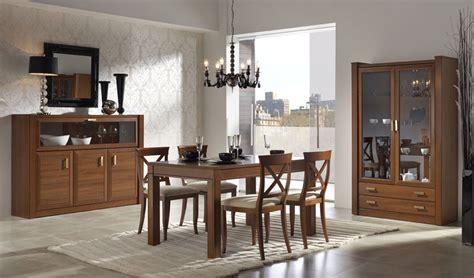 comedor modelo clasico muebles saga mobiliario