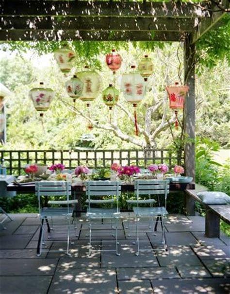 imagenes jardines de verano decorar con color jardines y terrazas en verano ideas casas