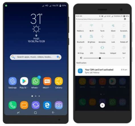 mtz themes android galaxy s8 max theme for miui 8 9 mtz 9mb direct link
