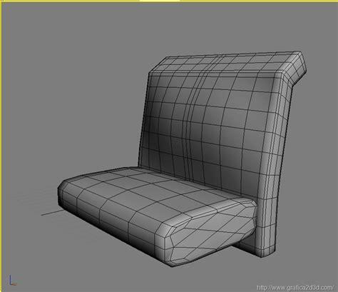 3d divani divano modellazione 3d studio max